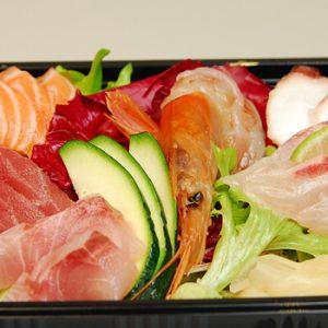 Sashimi Mix | 10 pezzi
